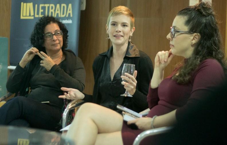 roda de literatura mulheres do Brasil